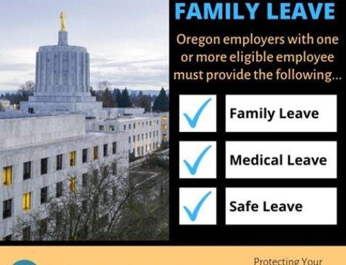 What the New Oregon Paid Family Medical Leave Means to You